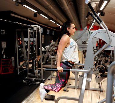 Det kreves mye hard trening for å få større muskler