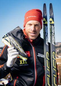 VIL TILBAKE: Anders Aukland har i mange år vært en av kongene i langløp på ski og satser alt på å komme seg tilbake i sporet.
