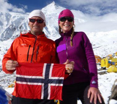 Everest-drømmen ble knust, men vi overlevde