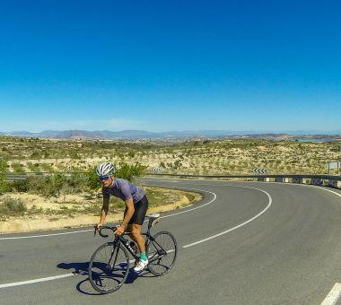 Bli bedre til å sykle motbakker