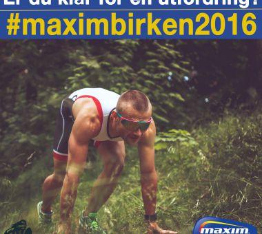 Vinn startnummer til Birken-løpet!