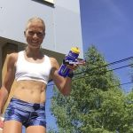 Maxim-ambassadør Marthe Katrine Myhre snakker om anoreksia