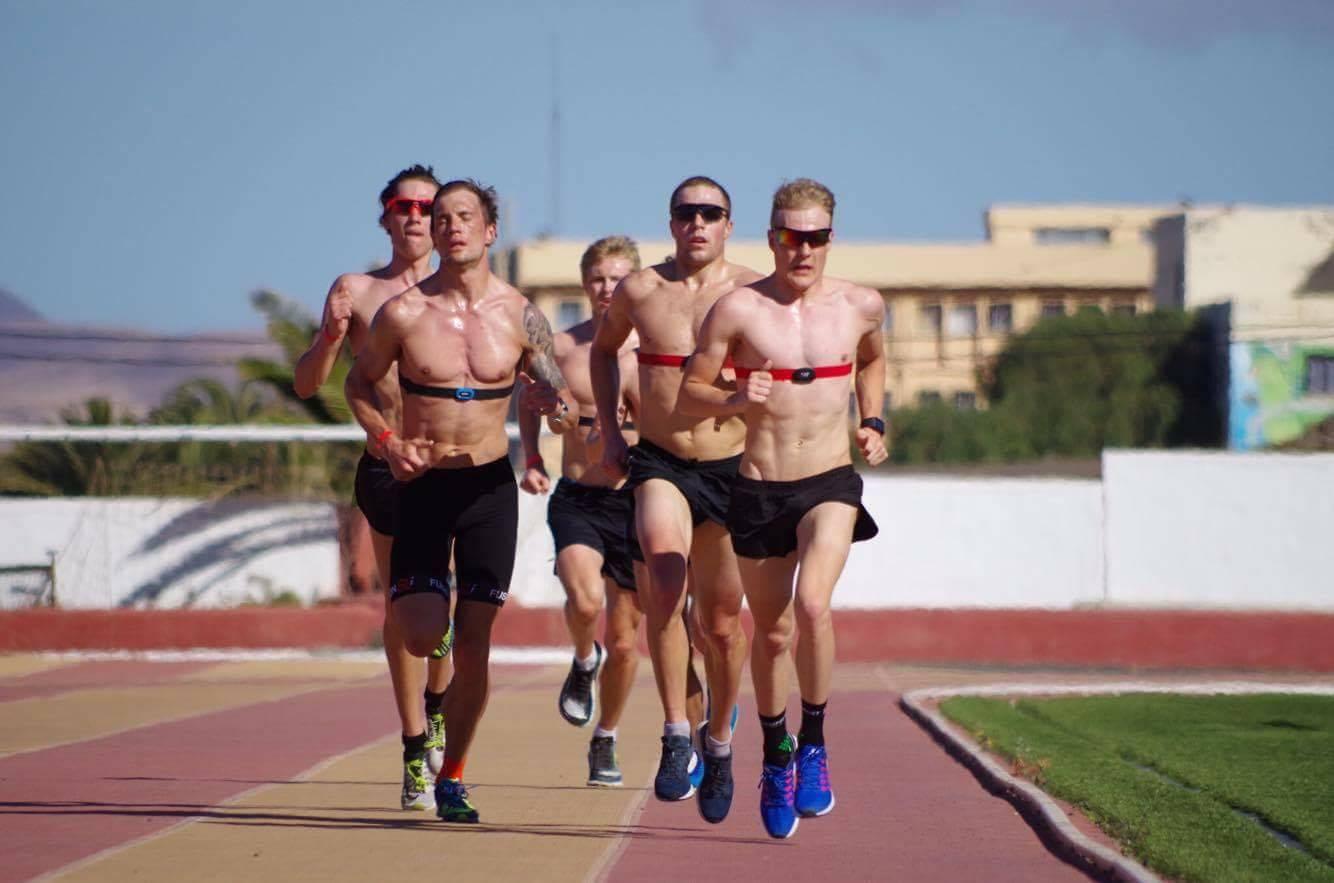triatlon, Morten Hansen