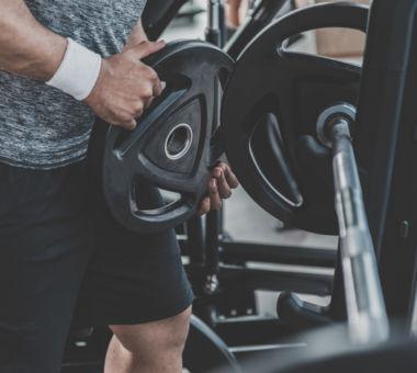 Trene for muskelvekst