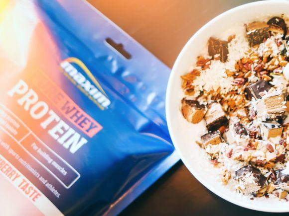 protein i kostholdet og trening