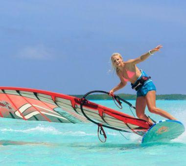 vindsurfing hva er det